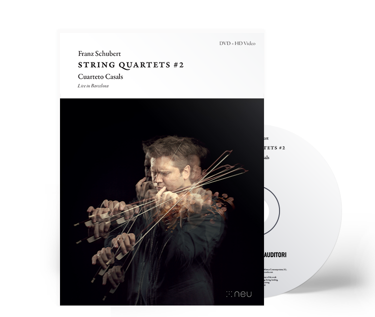 string quartets # 2 - live in barcelona