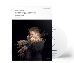 FRANZ SCHUBERT STRING QUARTETS # 2 - LIVE IN BARCELONA