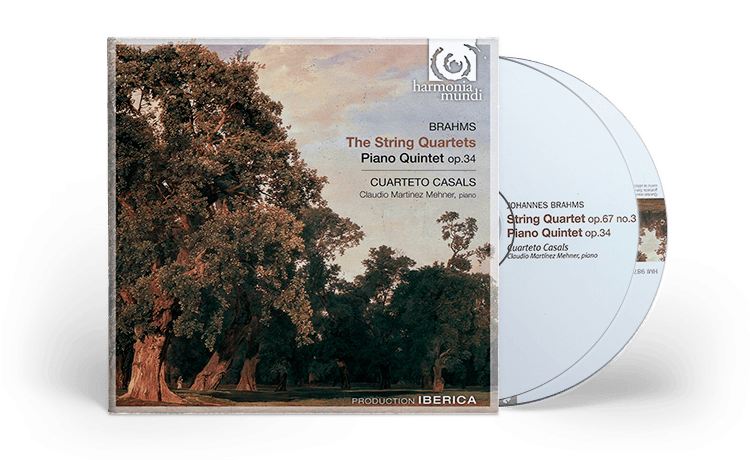 The string quartets and piano quintet op.34