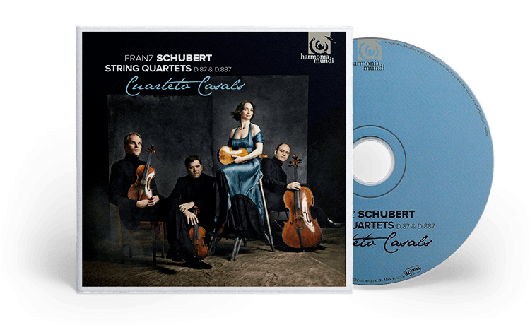 Schubert string quartets d87 & d887