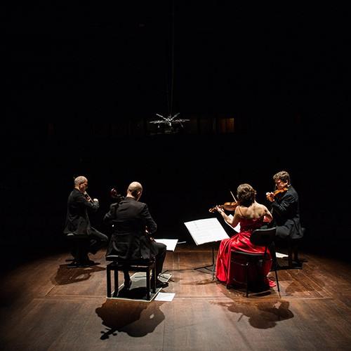 Los grandes compositores respetan siempre más al cuarteto de cuerda