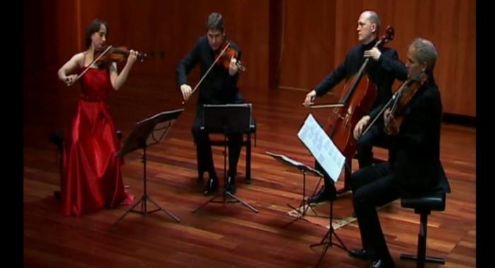 Schubert, Cuarteto de cuerdas