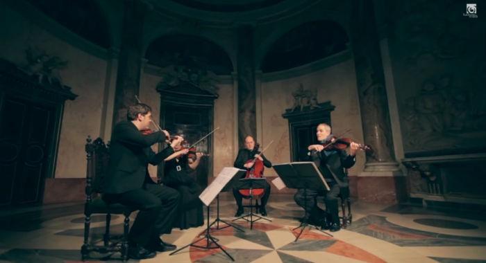 Cuarteto Casals presents