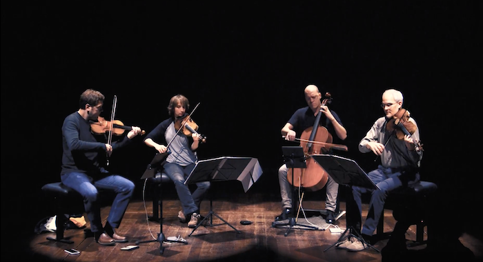 Cuarteto Casals 20th Anniversary