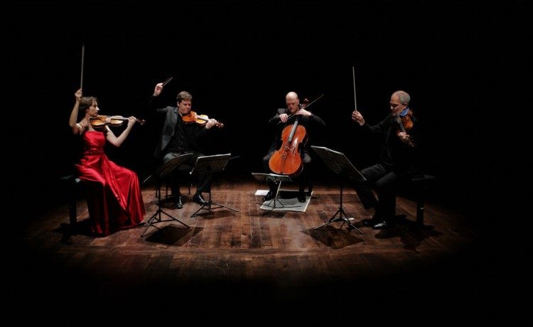 Cuarteto Casals, Wigmore Hall, London