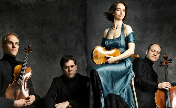 Cuarteto Casals, Wigmore Hall, London, review: No other quartet can match this group's four-voiced marriage