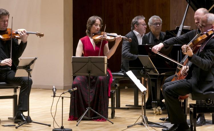 MADRID / Tocando fondo (El Cuarteto Casals & Alexei Volodin en Liceo de Cámara)